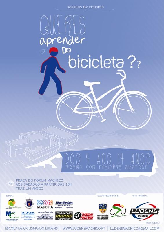 Escolas ciclismo 2013 Ludens